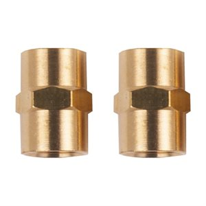 2 pc Female Air Hose Connectors