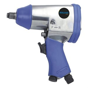 Air Impact Gun ½in Drive 7000RPM 230ft / lb Bolton