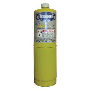 Haz Mapp-Gas Cylinder 14.1oz Eco-G1