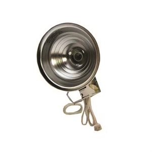 C702 Clamp Lamp Porc. Socket No Reflector