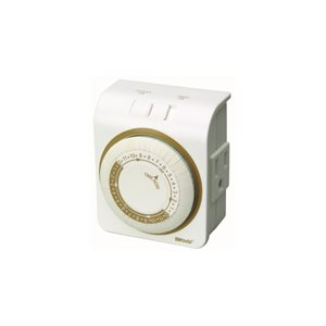 H.D. Indoor Timer 3 Prong 1 Day