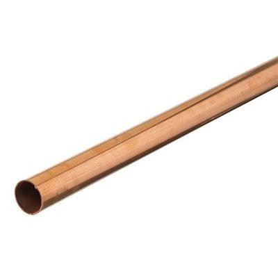 ½ X 12ft Copper Pipe Type M Certifd