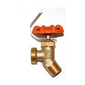 ½ Cop X Ips Boiler Drain C.S.A. (251D)