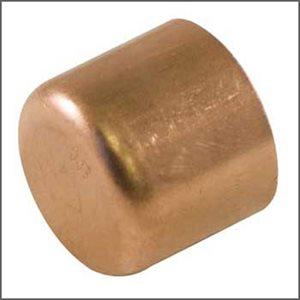 ½in Copper Cap