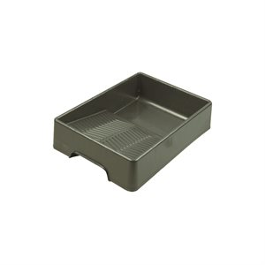 423 Black Tray 4in / 100mm