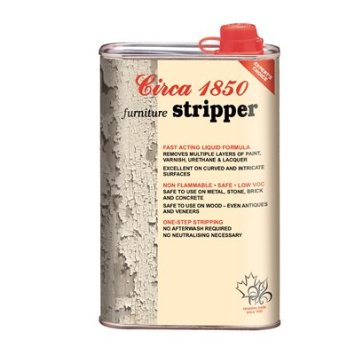 (1800) Circa 1850 Furn. Stripper 3.78L