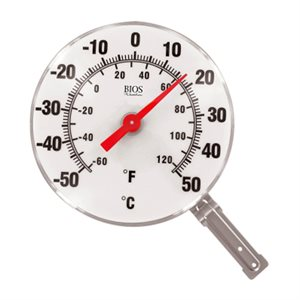 Tr612 Dial Thermometer 6in