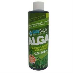 0.1-0-5 Liquid Seaweed Big Blue Fertilizer 250ml