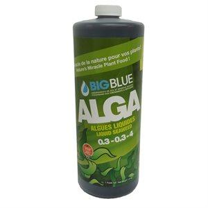 0.1-0-5 Liquid Seaweed Big Blue Fertilizer 1L