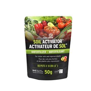 Soil Activator Earth Alive Biofertilizer 50g