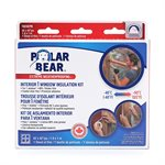 1-Window Interior Insulation Kit 62in x 42in