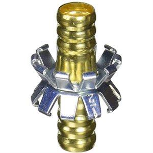 Hose Mender Inline Brass 1 / 2in