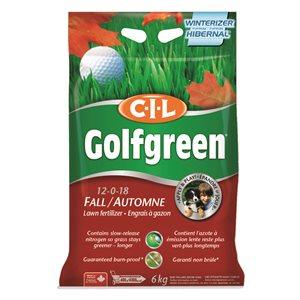 12-0-18 Fall Lawn Fertilizer 12Kg