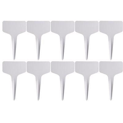 1¼In X 1¾In White Marker- 10 Pack