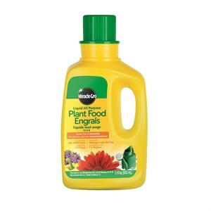 12-4-8 Liquid All Purpose Plant Food 950ml