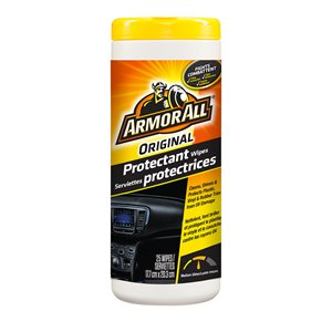 Armor All Serviettes Protectrices 25Pqs