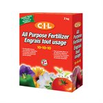 10-10-10 All Purpose Garden Fertilizer 1.7Kg