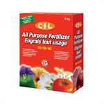 10-10-10 All Purpose Garden Fertilizer 1.7Kg