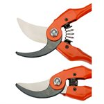 Heavy Duty Bypass Hand Pruning Shear 7.5in