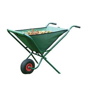 Garden Folding Wheelbarrow