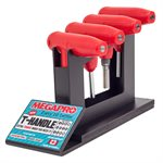 MegaPro 4pc T-Handle Counter Display (Must buy 4 Drivers)