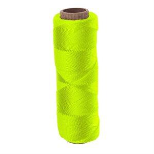 (Offer G11231)Twisted Masonry Line 350ft Nylon Yellow